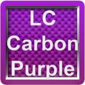 LC Carbon Purple Apex/Go/Nova