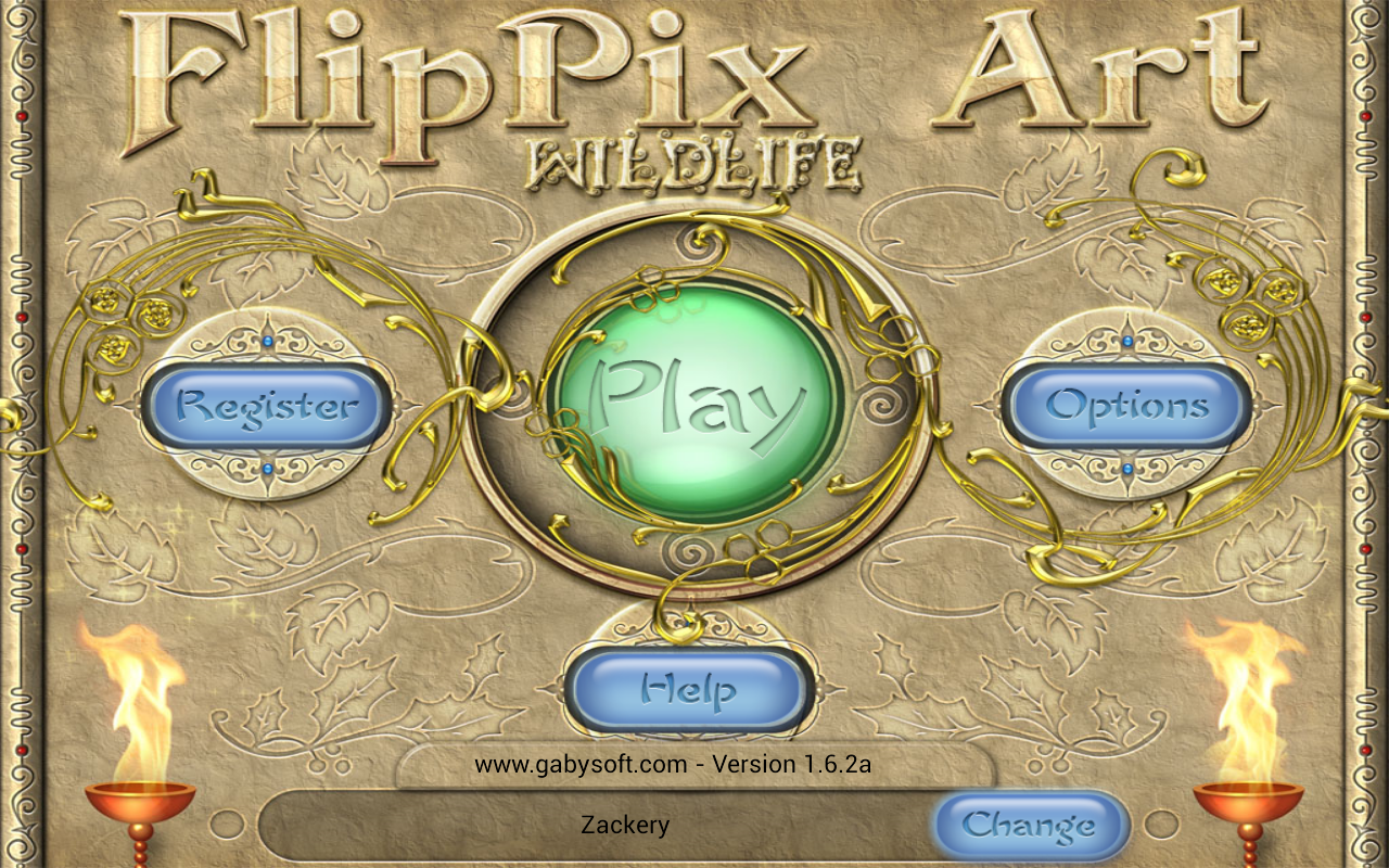 FlipPix Art - Wildlife- screenshot