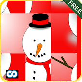 Kids Christmas Puzzle Game