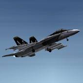 Jet Flight Simulator (Free)