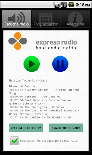 Expresa Radio móvil