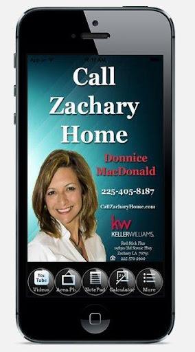Call Zachary Home