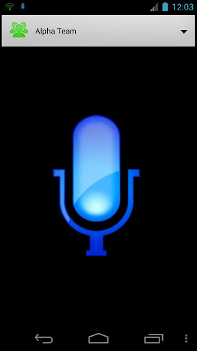 MANET Voice Chat