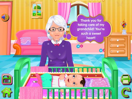 Grandmother Baby Care Feeding 6.7.4 screenshots 8