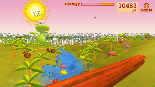 Dopey Dinosaur and the Meteors  screenshots 4