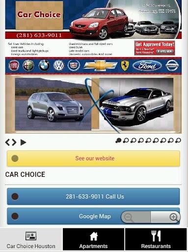 Car Choice Houston
