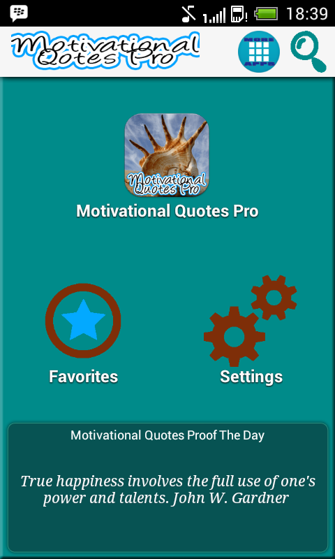 Motivational Quotes Pro - screenshot