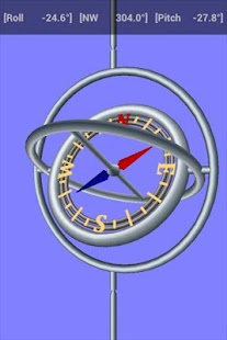 3D Compass Free - screenshot thumbnail