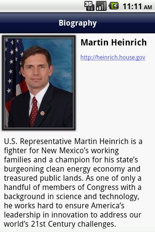 Rep Heinrich - screenshot