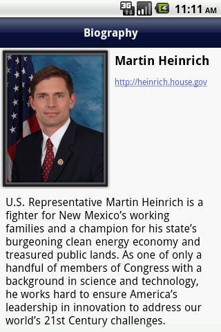 Rep Heinrich - screenshot