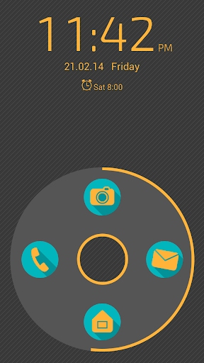 Go Locker Flat UI Theme HD