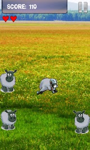 Android Sheep Game - screenshot thumbnail