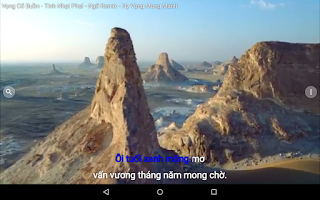 Screenshot of eKaraoke - Karaoke Vietnam