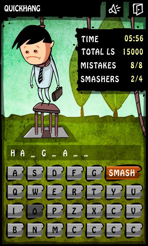 Hang'em All (Hangman)- screenshot