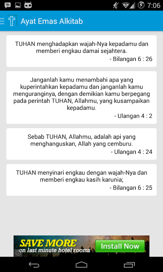 Ayat Emas Alkitab - Android Apps on Google Play