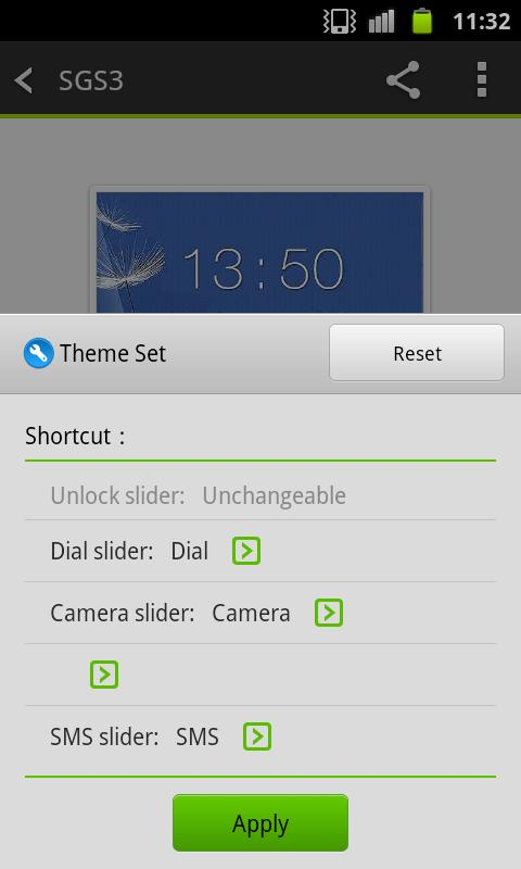 Galaxy S5 Go Locker HD - screenshot
