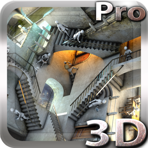 Impossible Reality 3D Pro lwp Appar för Android