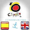 Estaciones de esquí de España icon