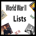 History Lists (World War II)