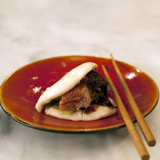 Martha Liao's Peking Duck.