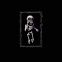 Happy Skeleton Live Wallpaper logo