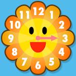 Sunflower clock for Infant 1.2 Apk