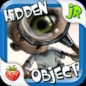 Alien Invaders Hidden Jr Game icon