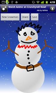 Make a Snowman- screenshot thumbnail