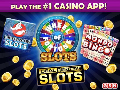 GSN Casino FREE Slots Bingo