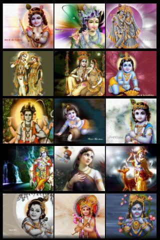 Lord Krishna.Image.