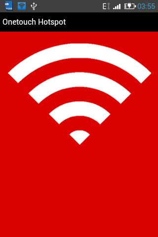 Open wifi Hotspot