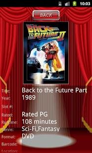 DVD Catalog- screenshot thumbnail