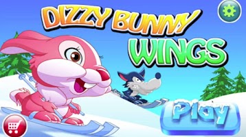 Screenshot of Dizzy Bunny Wings