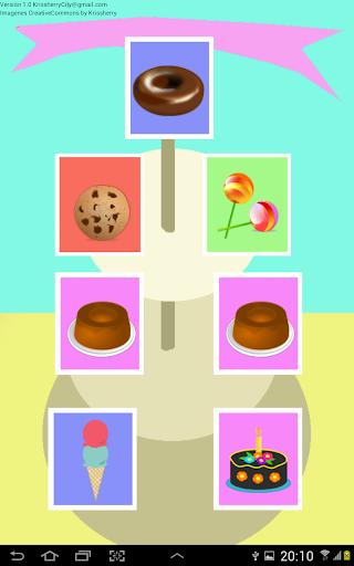 キッズゲーム:キャンディ