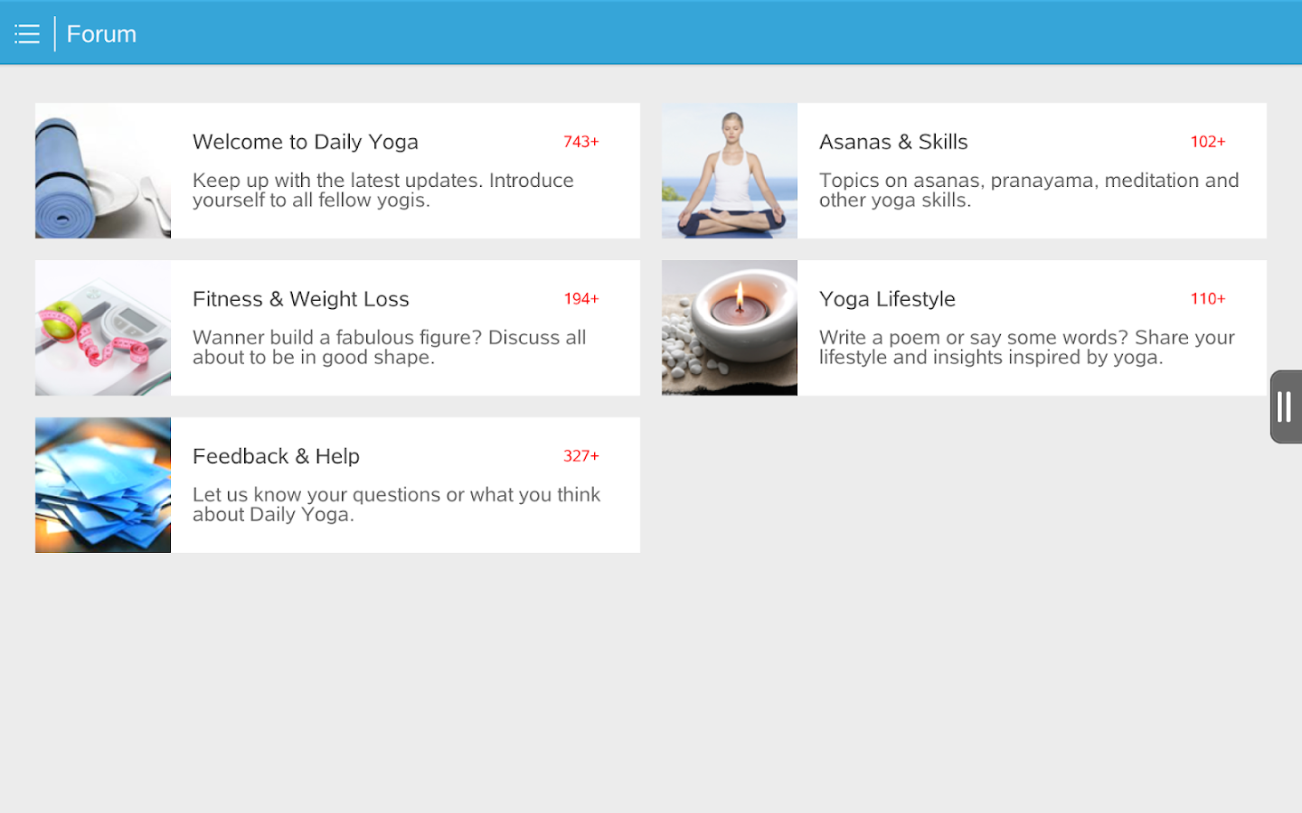 Daily Yoga - Fitness On-the-Go- screenshot