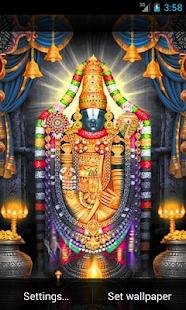 Tirumala Tirupati Balaji 3D