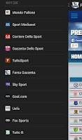 Screenshot of Calcio Totale