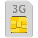 Toggle Mobile Data icon