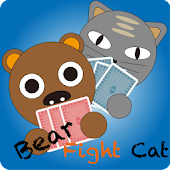 Bear Fight Cat