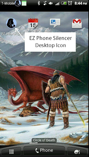 EZ Phone Silencer Free  screenshots 1