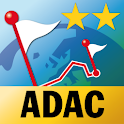 ADAC Maps f logo