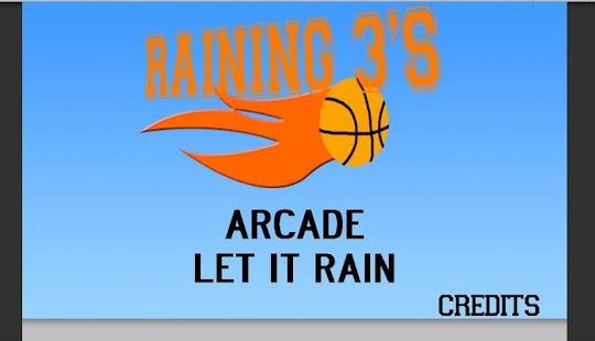 Raining 3's