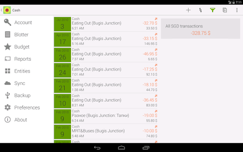 Expense Manager - Android Apps on Google Play