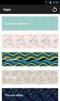 Screenshot of Pattern Wallpaper