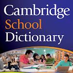 Cambridge School Dictionary TR 4.3.136 Apk