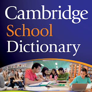 Cambridge School Dictionary TR 書籍 LOGO-玩APPs