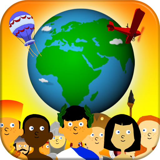 教育App|世界歷史 LOGO-3C達人阿輝的APP