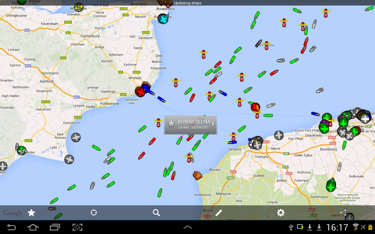 Boat Watch Android Apps On Google Play - Cruise ship locater