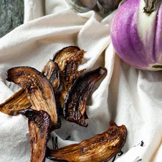 Marinated Dried Eggplant