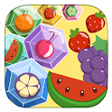 Fruit Match 3 - Jewel Crush icon